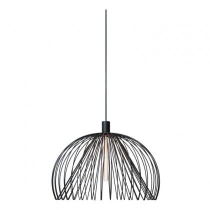 Wiro Globe 2.0 czarny - Wever & Ducré - lampa wisząca - 2282E0B0 - tanio - promocja - sklep