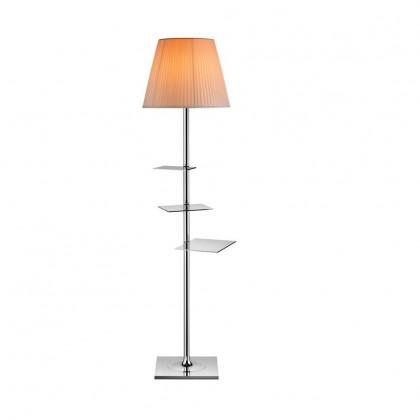 Bibliotheque Nationale jasnobrązowy - Flos - lampa podłogowa - F1011007 - tanio - promocja - sklep