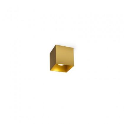 Box 1.0 LED złoty - Wever & Ducré - plafon - 146164G2 - tanio - promocja - sklep