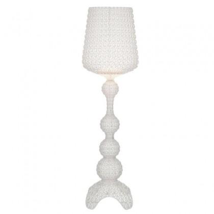 Kabuki przezroczysty - Kartell - lampa podłogowa - 9180B4 - tanio - promocja - sklep