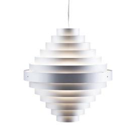 J.J.W. 05 srebrny - Wever & Ducré - lampa wisząca