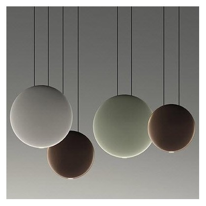 Cosmos 2515 oliwa - Vibia - lampa wisząca - 251562 - tanio - promocja - sklep