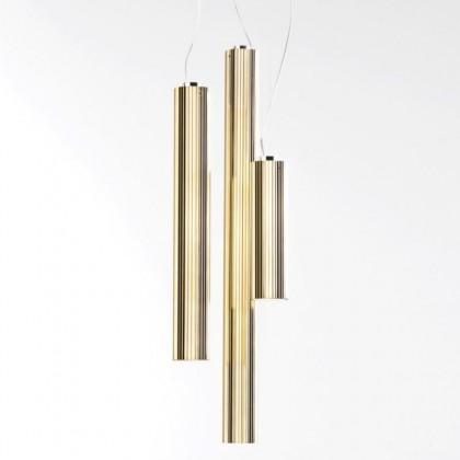 Rifly 60 złoty - Kartell - lampa wisząca - H09355GG - tanio - promocja - sklep