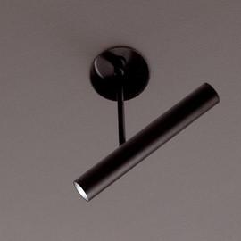 Pop P12 Ø3cm czarny - Oty light - oprawa wpuszczana