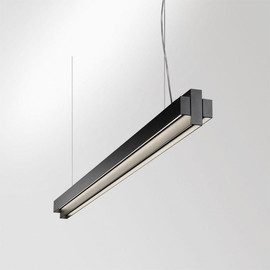 ONE-AND-ONLY P20 DOWN-UP 930 czarny - Delta Light - lampa wisząca