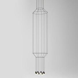 Wireflow 303 czarny - Vibia - lampa wisząca