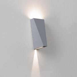 Topix L X WW aluminium - Delta Light - kinkiet
