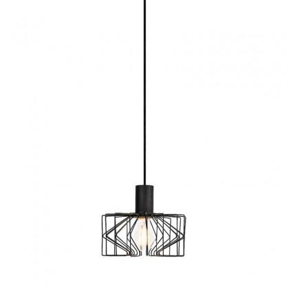 Wiro 2.0 czarny - Wever & Ducré - lampa wisząca - 2096E0B0 - tanio - promocja - sklep