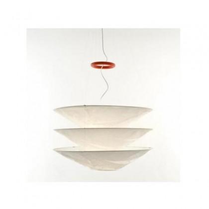 Floatation 3 biały - Ingo Maurer - lampa wisząca - HFLOAT3450 - tanio - promocja - sklep