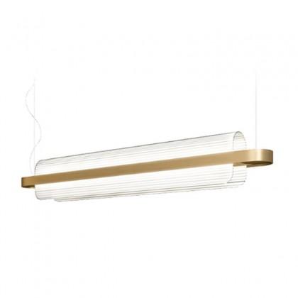 Nami złoty - Kundalini - lampa wisząca - 405340 - tanio - promocja - sklep