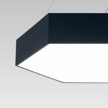 Hex-O 950 czarny - XAL - lampa wisząca - 07282765380 - tanio - promocja - sklep