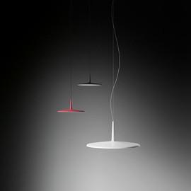 Skan 0270 biały - Vibia - lampa wisząca