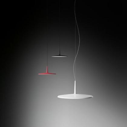 Skan 0270 biały - Vibia - lampa wisząca - 027003 - tanio - promocja - sklep