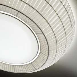 Bell 118 biały - Axo Light - lampa sufitowa
