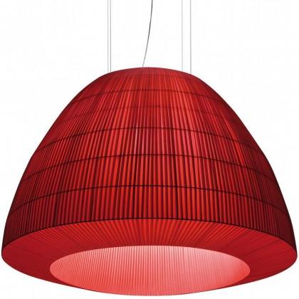 Bell 180 czerwony - Axo Light - lampa wisząca - SPBEL180E27RB - tanio - promocja - sklep