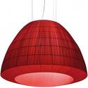 Bell 180 czerwony - Axo Light - lampa wisząca