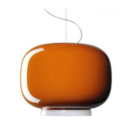 Chouchin 1 pomarańczowy - Foscarini - lampa wisząca
