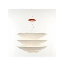 Floatation 3 biały - Ingo Maurer - lampa wisząca