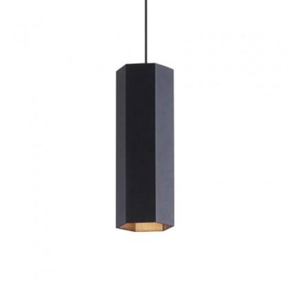 Hexo 2.0 LED czarny - Wever & Ducré - lampa wisząca - 207364B9 - tanio - promocja - sklep