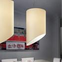 Pank SO50 beżowy - Morosini - lampa sufitowa