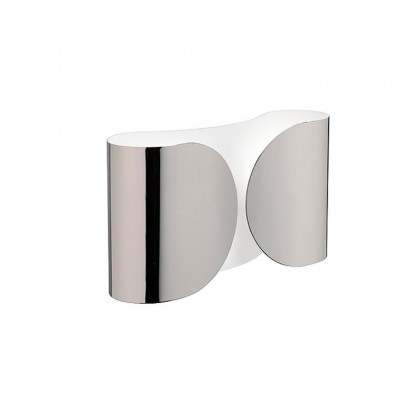 Foglio chrom - Flos - kinkiet - F2400057CR - tanio - promocja - sklep