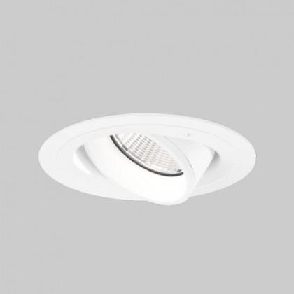 Sasso 80 flush round trim biały - XAL - oprawa wpuszczana - 0482310517F - tanio - promocja - sklep