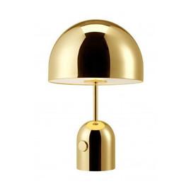 Bell złoty - Tom Dixon - lampa biurkowa