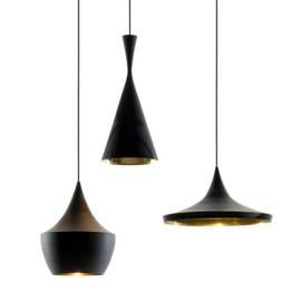 BEAT TRIO ROUND EU czarny - Tom Dixon - lampa wisząca