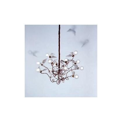 Birdie T przezroczysty - Ingo Maurer - lampa wisząca - H08TR - tanio - promocja - sklep