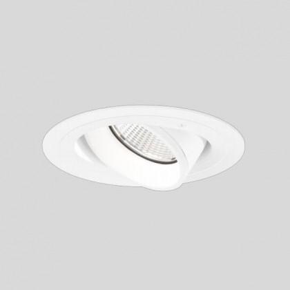 Sasso 80 Flush Round Trim DALI biały - XAL - oprawa wpuszczana - 0482312437F - tanio - promocja - sklep