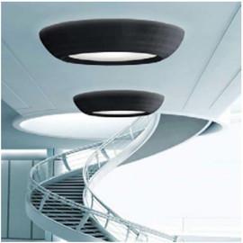 Bell 90 czarny - Axo Light - lampa sufitowa