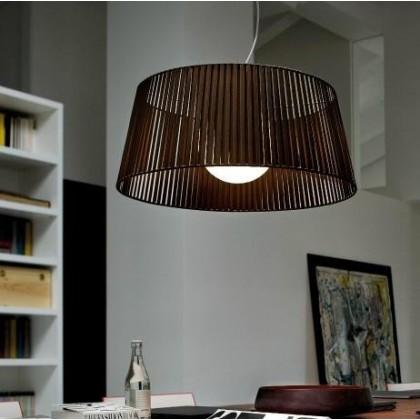 Ribbon SO 80 brązowy - Morosini - lampa wisząca - 0481SO08MKIN - tanio - promocja - sklep