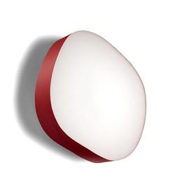 Guijarros G6 czerwony - Luzifer LZF - kinkiet