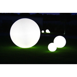 Globo 50 OUT Glossy - Slide - lampa stojąca zewnętrzna
