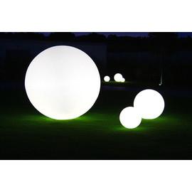 Globo 60 OUT Glossy - Slide - lampa stojąca zewnętrzna