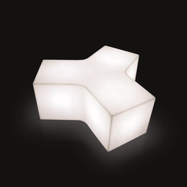Ypsilon - Slide - ławka podświetlana