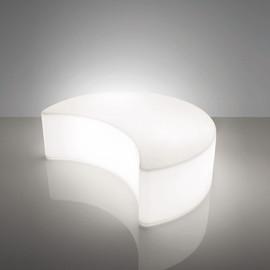 Moon - Slide - ławka podświetlana