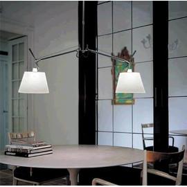 Tolomeo Basculante 32 jasny szary - Artemide - lampa wisząca
