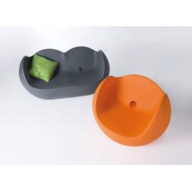 Blossy - Slide - ławka ogrodowa