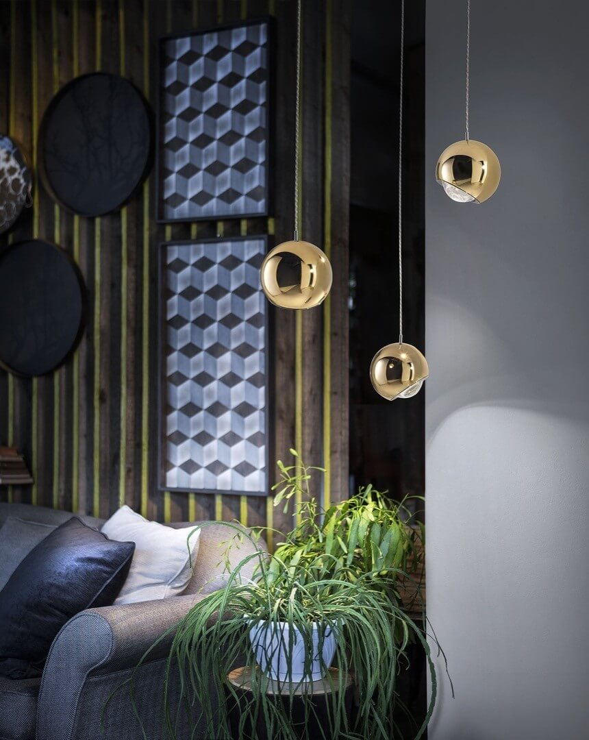 Designerskie oświetlenie włoskie - lampa Spider - Studio Italia Design