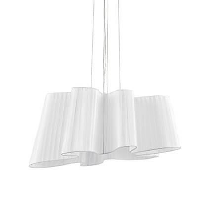 Fajna nowoczesna lampa wisząca do salonu