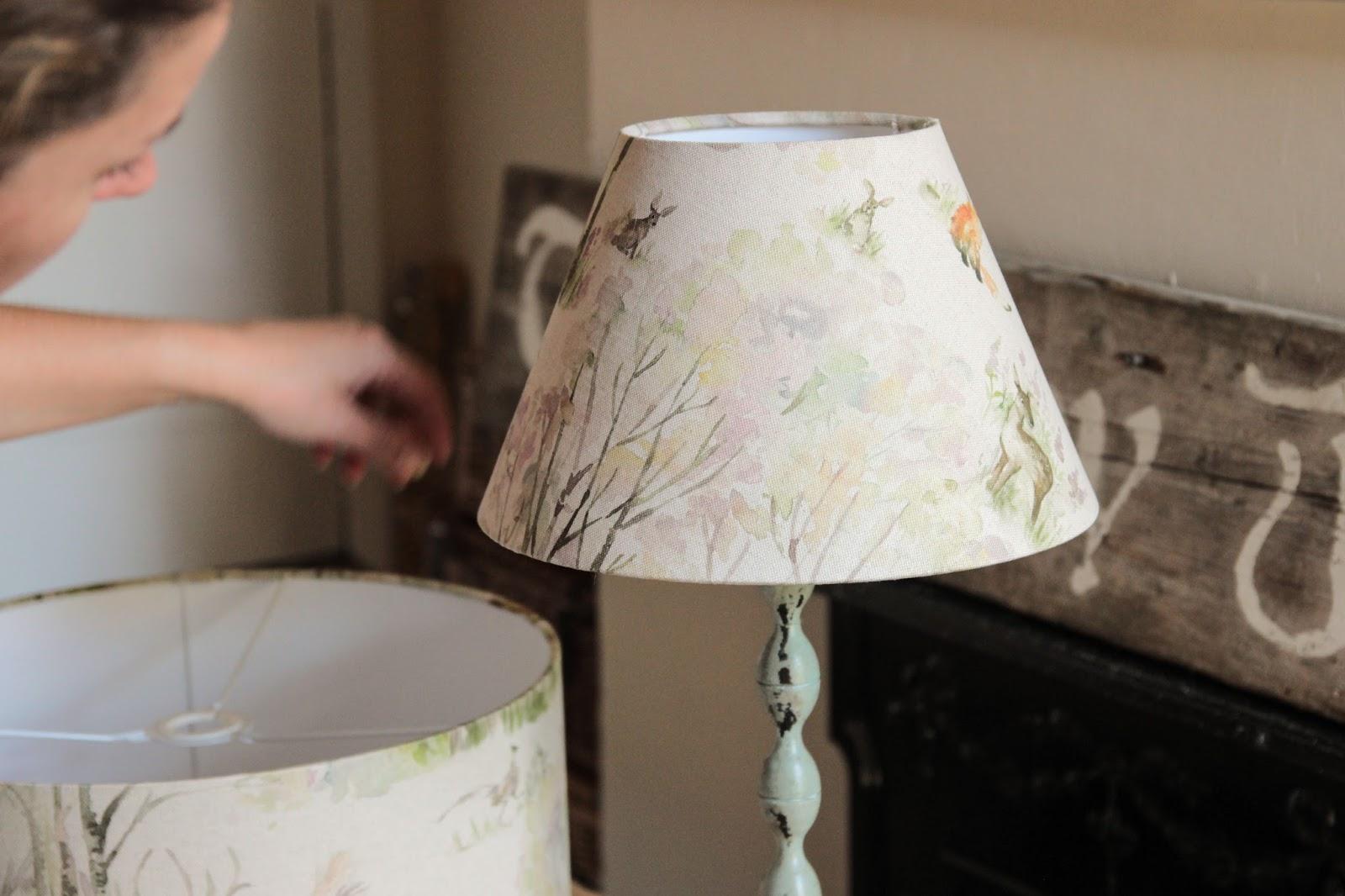 Jak zrobić abażur do lampy stojącej?