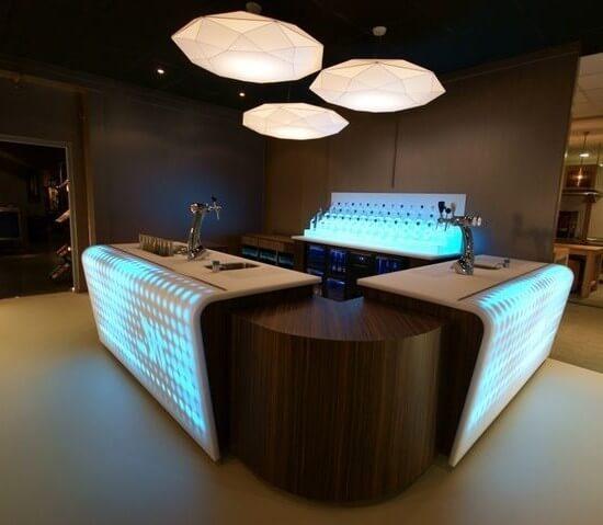 Niesamowita, ciekawa lampa do salonu Morosini Diamond - Włochy