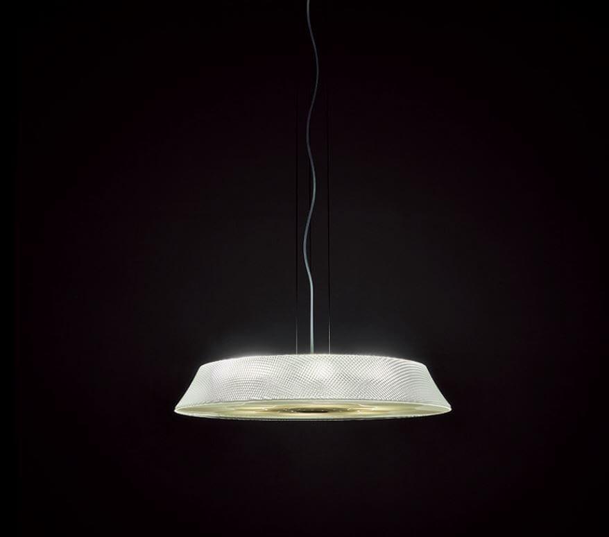 ciekawa ładna lampa wisząca Itama włochy
