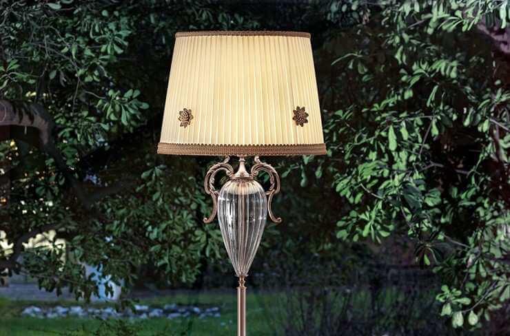 Ekskluzywna lampa stojąca / podłogowa Masiero Primadonna