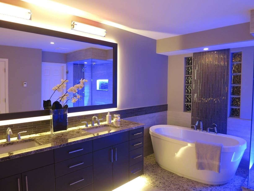 Jak Dobrze Oświetlić łazienkę Jakie Lampy Do łazienki